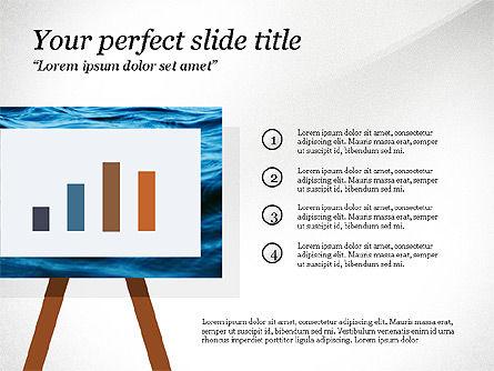 Project Team Presentation Concept, Slide 6, 03871, Presentation Templates — PoweredTemplate.com