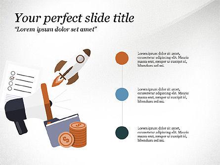 Project Team Presentation Concept, Slide 8, 03871, Presentation Templates — PoweredTemplate.com