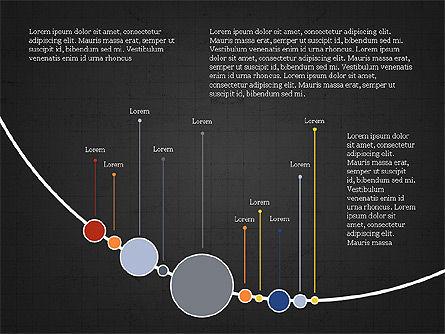 Timeline Presentation Template, Slide 16, 03875, Timelines & Calendars — PoweredTemplate.com