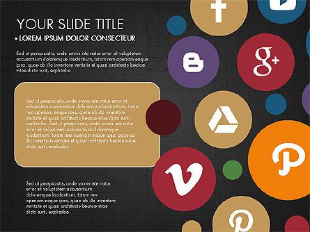 Presentation on Social Media, Slide 11, 03876, Presentation Templates — PoweredTemplate.com