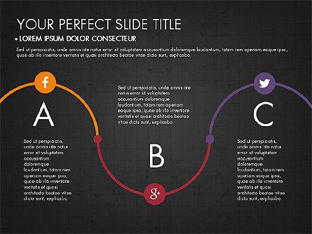 Presentation on Social Media, Slide 16, 03876, Presentation Templates — PoweredTemplate.com