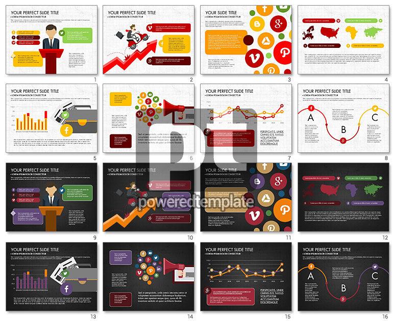 Presentation on Social Media