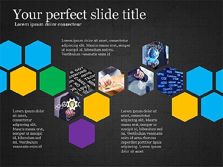 Social Networking Presentation Concept, Slide 11, 03877, Presentation Templates — PoweredTemplate.com