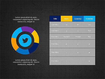 Social Networking Presentation Concept, Slide 14, 03877, Presentation Templates — PoweredTemplate.com