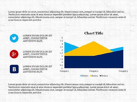 Social Networking Presentation Concept, Slide 5, 03877, Presentation Templates — PoweredTemplate.com
