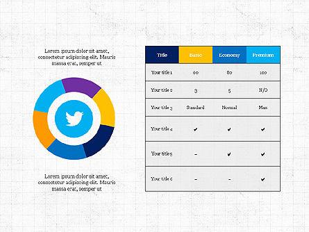 Social Networking Presentation Concept, Slide 6, 03877, Presentation Templates — PoweredTemplate.com