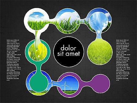 Ecology Process Presentation Concept, Slide 14, 03878, Process Diagrams — PoweredTemplate.com