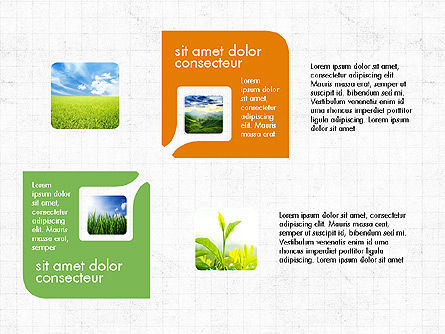 Ecology Process Presentation Concept, Slide 2, 03878, Process Diagrams — PoweredTemplate.com