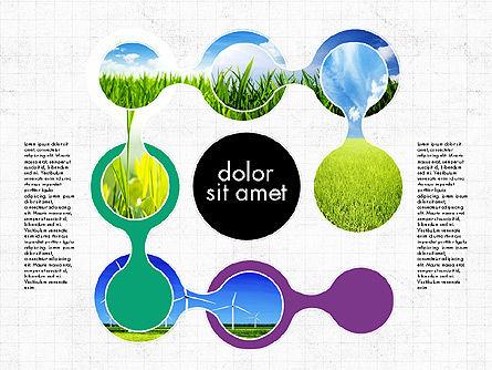 Ecology Process Presentation Concept, Slide 6, 03878, Process Diagrams — PoweredTemplate.com