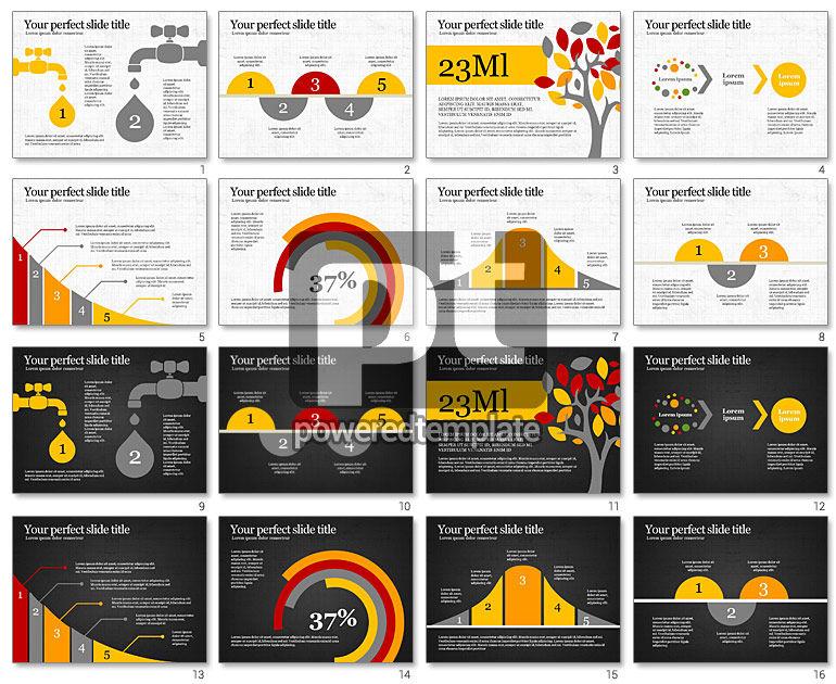 Conscious Consumption Presentation Infographic