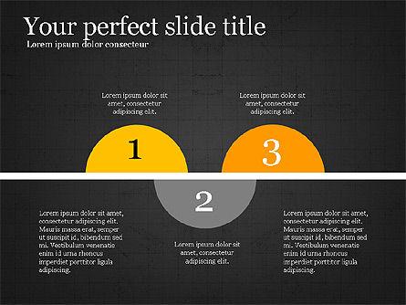 Conscious Consumption Presentation Infographic, Slide 16, 03879, Presentation Templates — PoweredTemplate.com