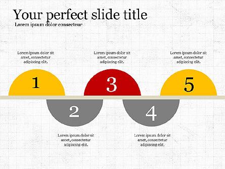 Conscious Consumption Presentation Infographic, Slide 2, 03879, Presentation Templates — PoweredTemplate.com