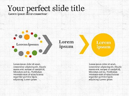 Conscious Consumption Presentation Infographic, Slide 4, 03879, Presentation Templates — PoweredTemplate.com