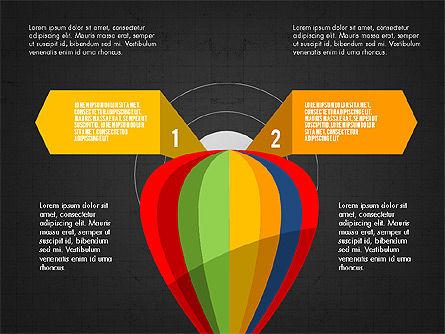 Infographic Slides Deck, Slide 12, 03880, Infographics — PoweredTemplate.com