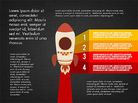 Infographic Slides Deck, Slide 16, 03880, Infographics — PoweredTemplate.com
