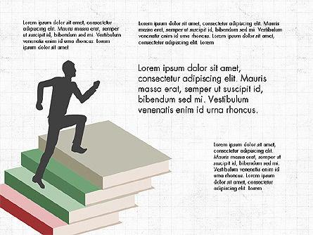 Infographic Slides Deck, Slide 6, 03880, Infographics — PoweredTemplate.com