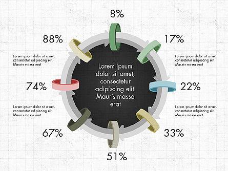 Infographic Slides Deck, Slide 7, 03880, Infographics — PoweredTemplate.com