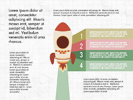 Infographic Slides Deck, Slide 8, 03880, Infographics — PoweredTemplate.com