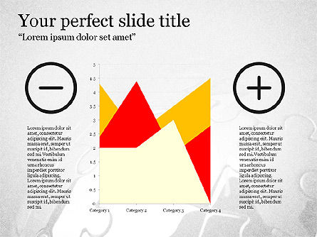 Trendy Thin Lines Presentation Template, Slide 4, 03882, Presentation Templates — PoweredTemplate.com