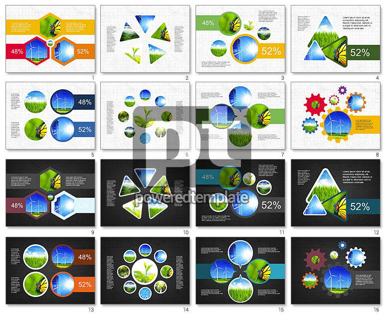 Energy Alternative Presentation Concept