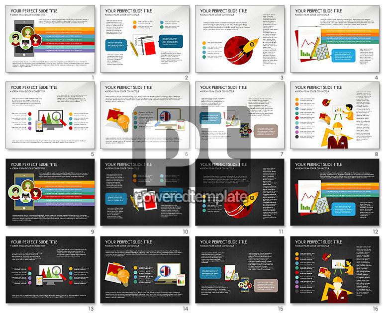 Illustrative Project Presentation Template
