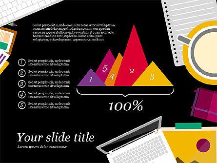 Marketing Pitch Presentation Template, Slide 12, 03885, Presentation Templates — PoweredTemplate.com