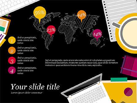 Marketing Pitch Presentation Template, Slide 16, 03885, Presentation Templates — PoweredTemplate.com
