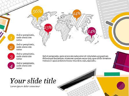 Marketing Pitch Presentation Template, Slide 8, 03885, Presentation Templates — PoweredTemplate.com