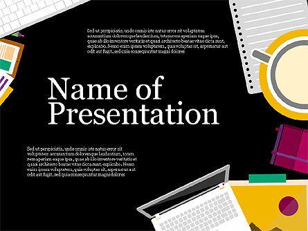 Marketing Pitch Presentation Template, Slide 9, 03885, Presentation Templates — PoweredTemplate.com