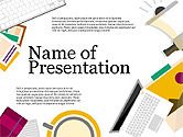 Presentation Templates: Marketing Pitch Presentation Template #03885