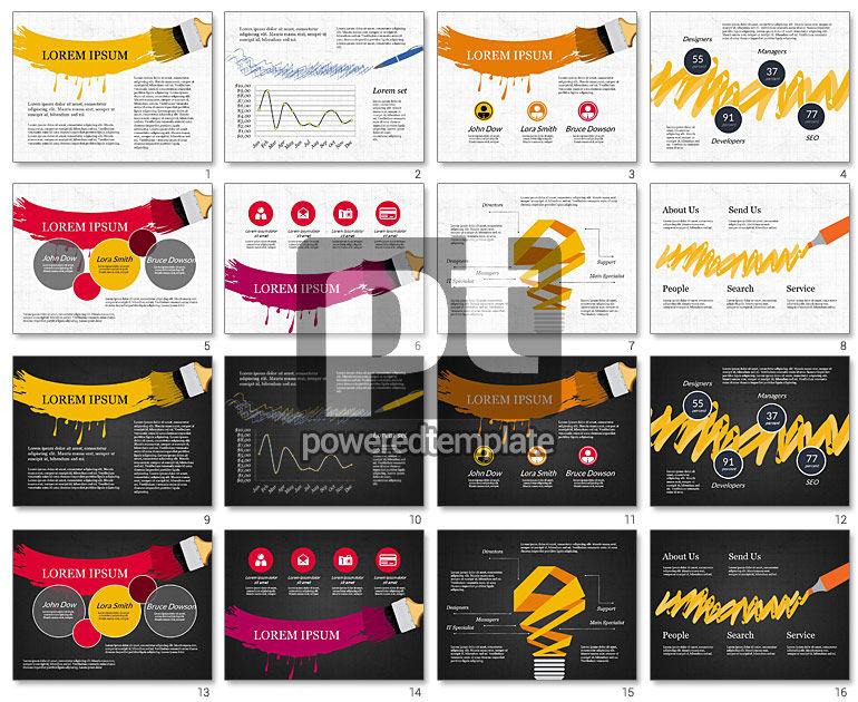 Creative Services Presentation Template