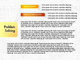 Problem Solving Stages Presentation Template#2