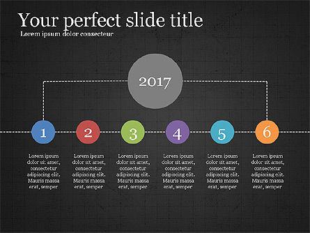 Project Schedule Presentation Concept, Slide 10, 03889, Presentation Templates — PoweredTemplate.com
