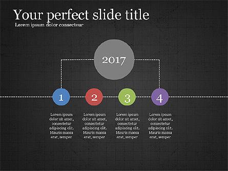 Project Schedule Presentation Concept, Slide 14, 03889, Presentation Templates — PoweredTemplate.com