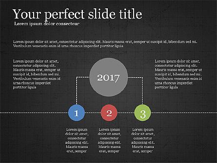 Project Schedule Presentation Concept, Slide 16, 03889, Presentation Templates — PoweredTemplate.com
