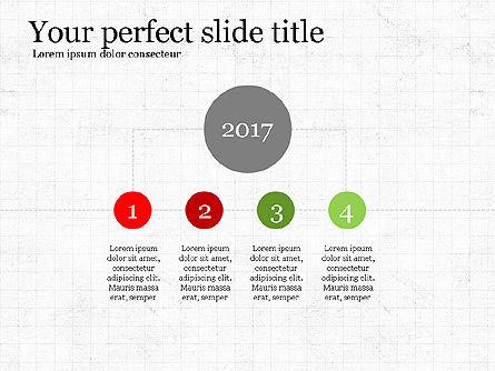Project Schedule Presentation Concept, Slide 6, 03889, Presentation Templates — PoweredTemplate.com