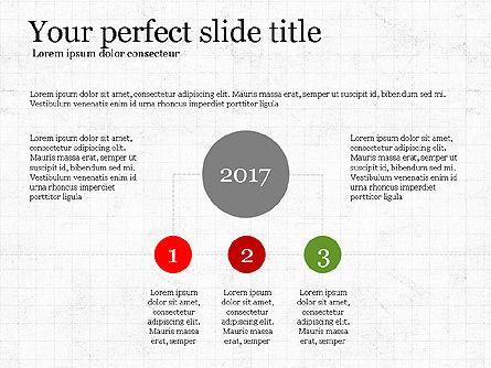 Project Schedule Presentation Concept, Slide 8, 03889, Presentation Templates — PoweredTemplate.com