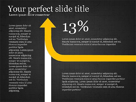 Creative Shapes Slide Deck, Slide 10, 03892, Shapes — PoweredTemplate.com