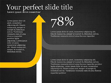 Creative Shapes Slide Deck, Slide 15, 03892, Shapes — PoweredTemplate.com