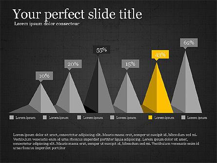 Creative Shapes Slide Deck, Slide 16, 03892, Shapes — PoweredTemplate.com