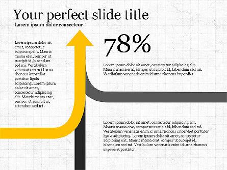 Creative Shapes Slide Deck, Slide 7, 03892, Shapes — PoweredTemplate.com