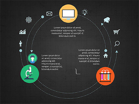 Science and Marketing Presentation Concept Slide 11