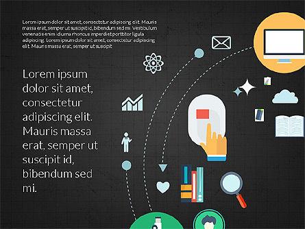 Science and Marketing Presentation Concept Slide 14