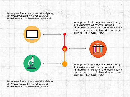 Science and Marketing Presentation Concept, Slide 2, 03893, Presentation Templates — PoweredTemplate.com