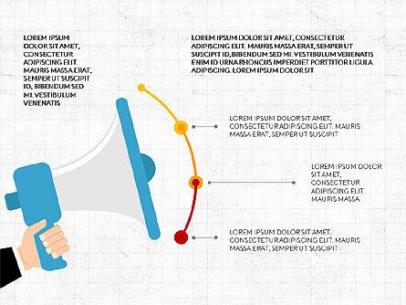 Science and Marketing Presentation Concept, Slide 4, 03893, Presentation Templates — PoweredTemplate.com
