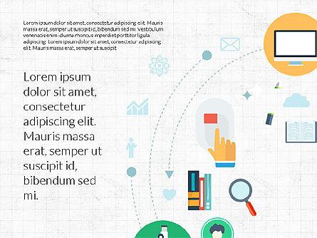 Science and Marketing Presentation Concept Slide 6