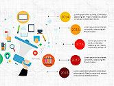 Presentation Templates: Science and Marketing Presentation Concept #03893
