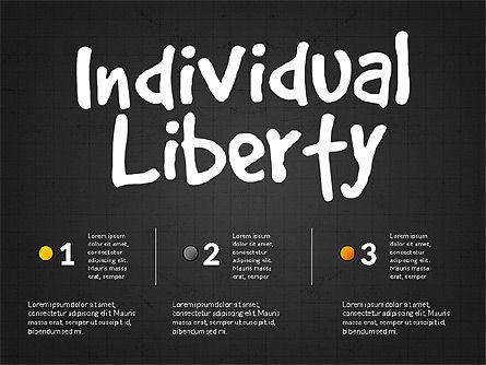Freedom Organizational Chart, Slide 10, 03894, Business Models — PoweredTemplate.com