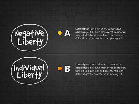 Freedom Organizational Chart, Slide 12, 03894, Business Models — PoweredTemplate.com