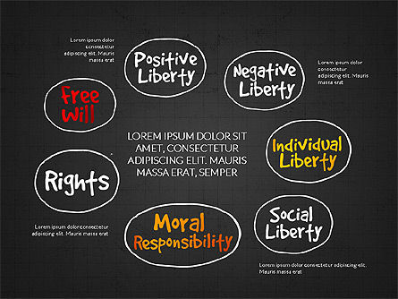Freedom Organizational Chart, Slide 15, 03894, Business Models — PoweredTemplate.com